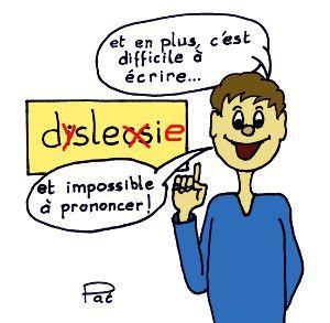 La dyslexie : aussi difficile à écrire qu'à prononcer...