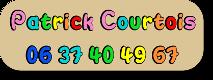 Patrick Courtois, facilitant Davis 06 37 40 49 67